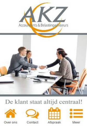 AKZ Accountants - náhled