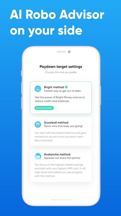 Bright - Pay Off Debt Smarter screenshot-6