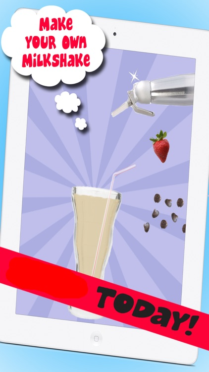 Milkshake Dessert Maker Truck screenshot-3