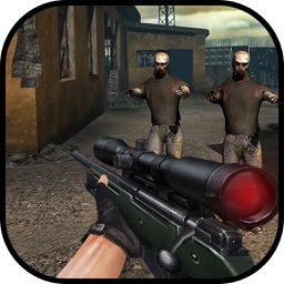 Zombie Survival Sniper Shooter