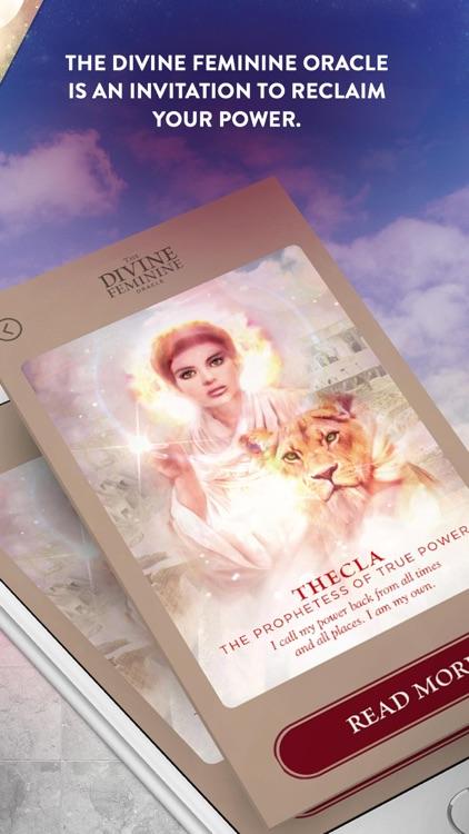 The Divine Feminine Oracle screenshot-3