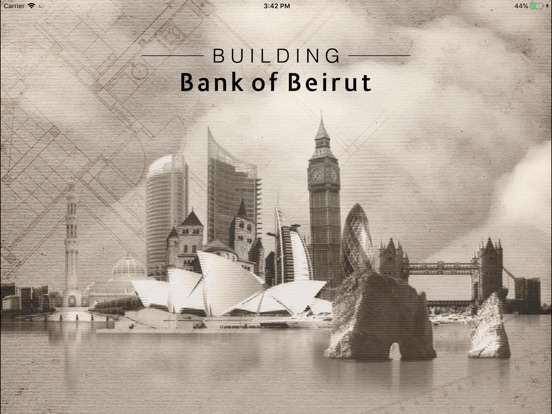 Bank of Beirut for iPad-ipad-0
