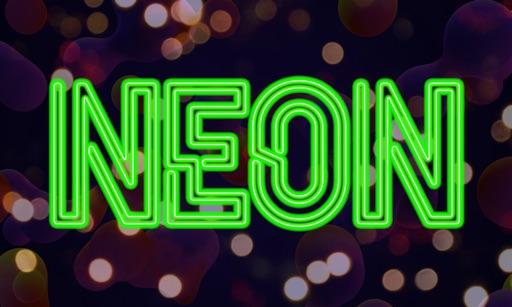 Background Lights & Neon
