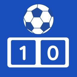 Simple Futsal Scoreboard