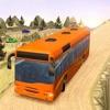 City Coach Bus Driving