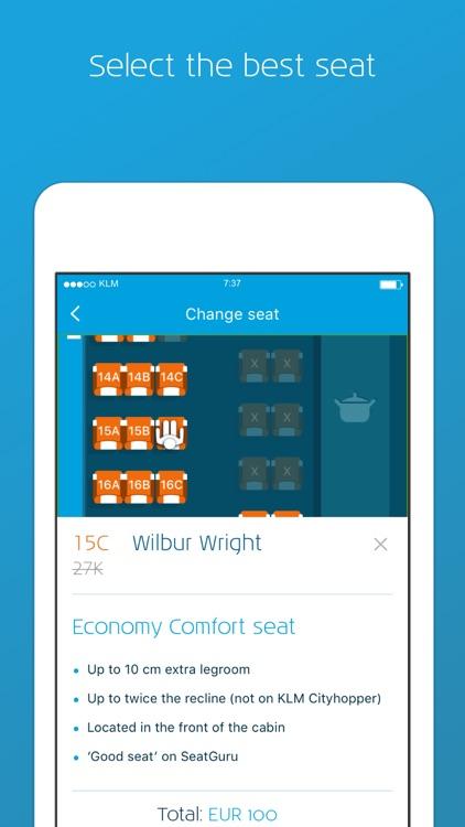 KLM screenshot-3