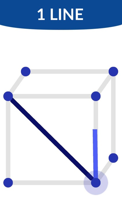 One Line Connect - Brain Game screenshot-0
