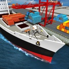 Cargo Ship Craft 3D icon