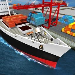Cargo Ship Craft 3D