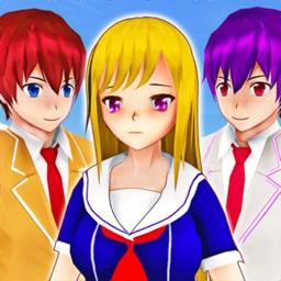 Anime High School Love Life