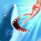 App Icon for Hungry Shark Evolution App in India IOS App Store