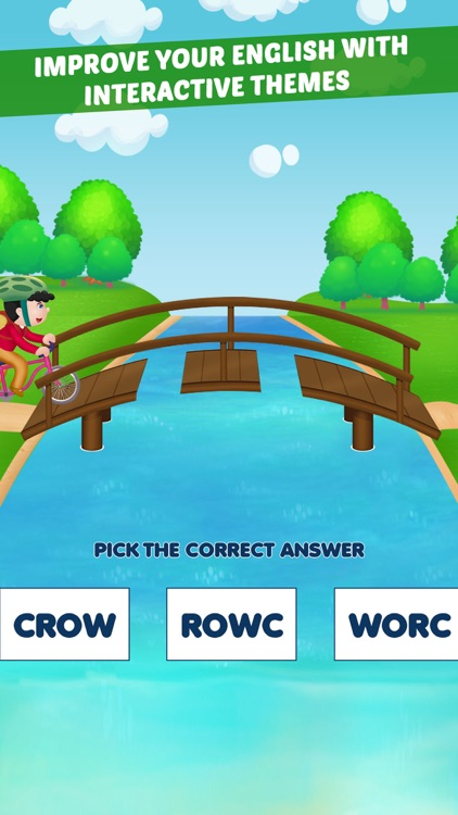 Spelling Connect - Word Games screenshot-3