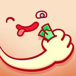 Moneygrabber!