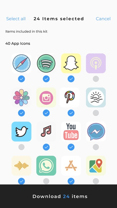 ScreenKit- App Icons & Widgets wiki review and how to guide