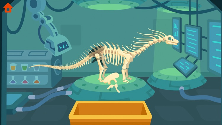Dinosaur Park - Games for kids screenshot-0