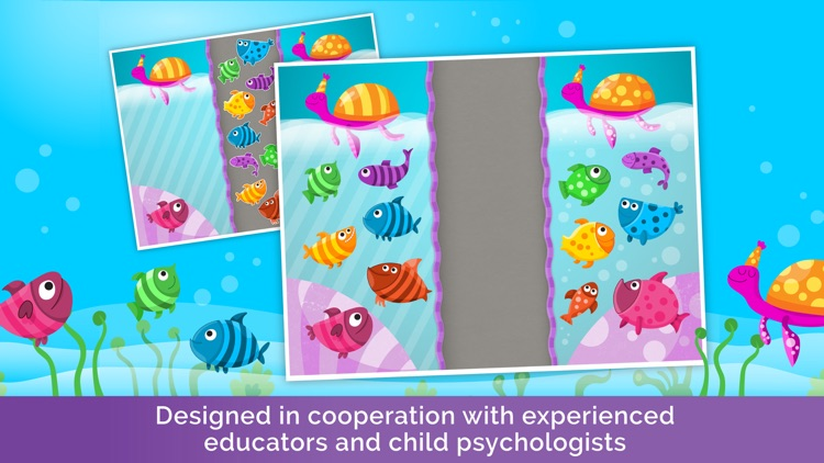 Sorting Puzzles for Kids screenshot-2