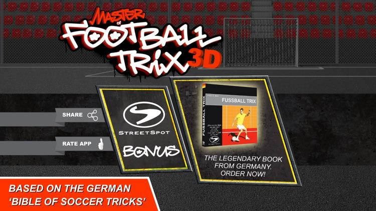 3D Soccer Tricks Tutorials screenshot-3