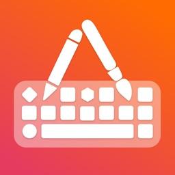 MyKeyboard: Emoji & Fonts