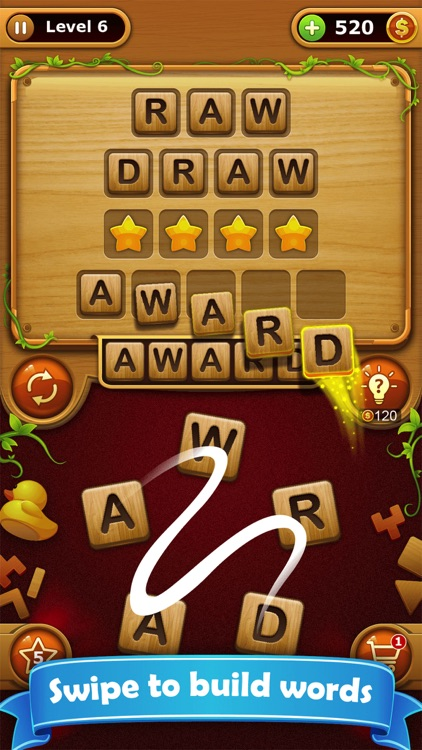 Word Search -Word Games Puzzle screenshot-3