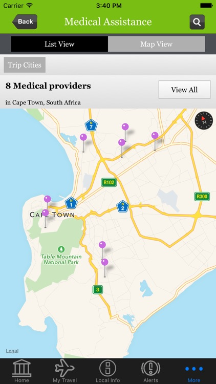 Chubb Travel App screenshot-4