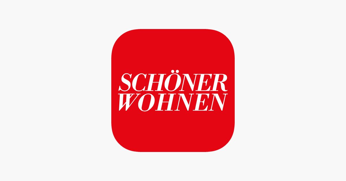 sch ner wohnen magazin on the app store. Black Bedroom Furniture Sets. Home Design Ideas