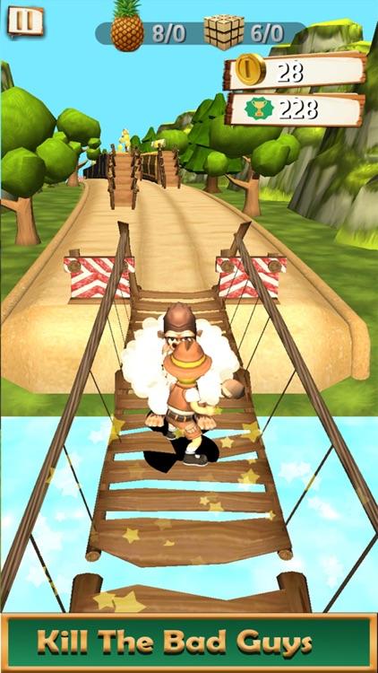 Jungle Runner - 2k18 screenshot-5