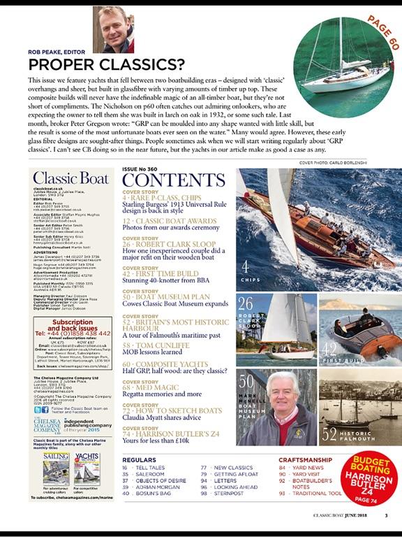 Classic Boat Magazine-ipad-1