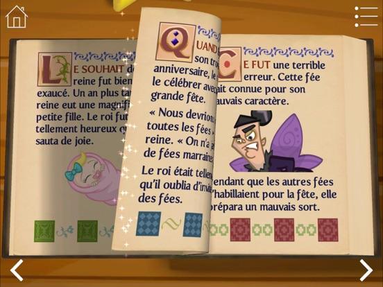 Screenshot #6 pour La Belle au bois dormant