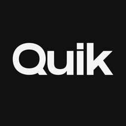 Ícone do app Quik: Editor de Vídeo & Foto