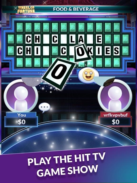 Wheel of Fortune: Show Puzzles на iPad