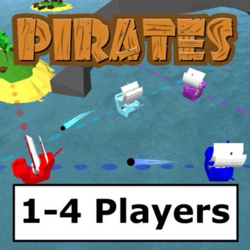 Pirates: 1-4 Players