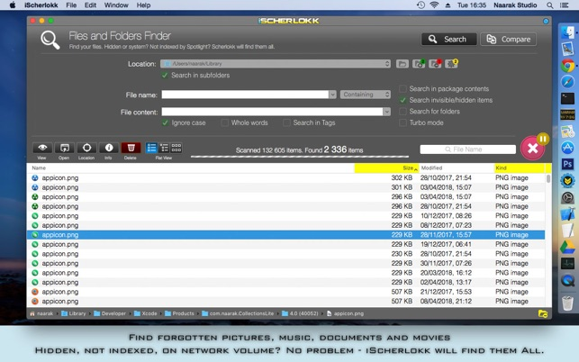 Ischerlokk files finder on the mac app store for Documents apple store