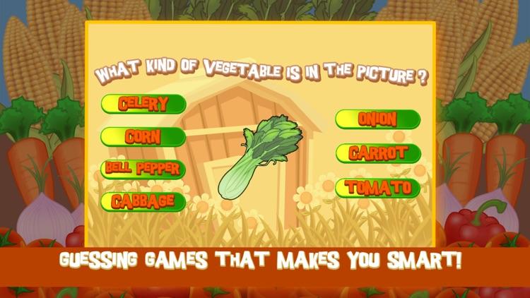Learn Numbers and Farm Veggies screenshot-3