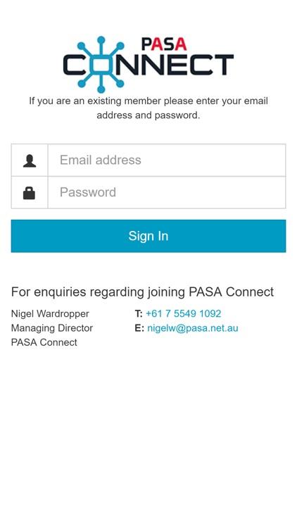 PASA Connect Australia