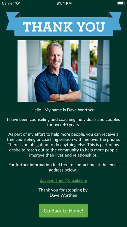 Talk With Dave! screenshot-3