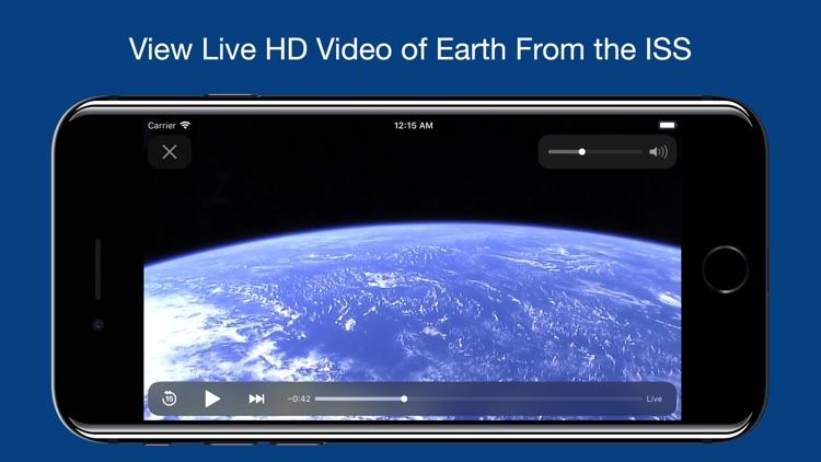 ISS Real-Time Tracker screenshot-4