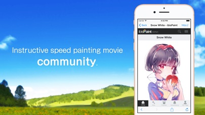 Ibis Paint X review screenshots