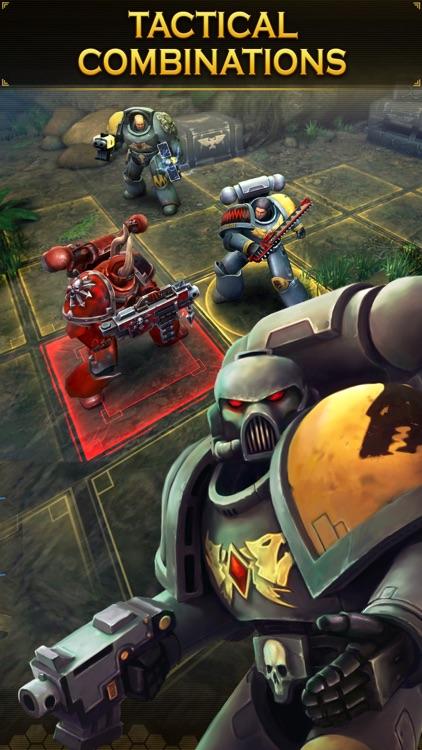 Warhammer 40,000: Space Wolf screenshot-7