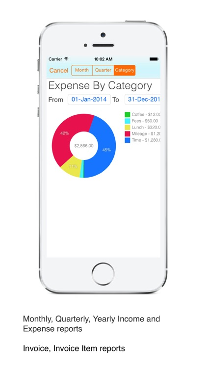 Business Expense Tracker screenshot-4