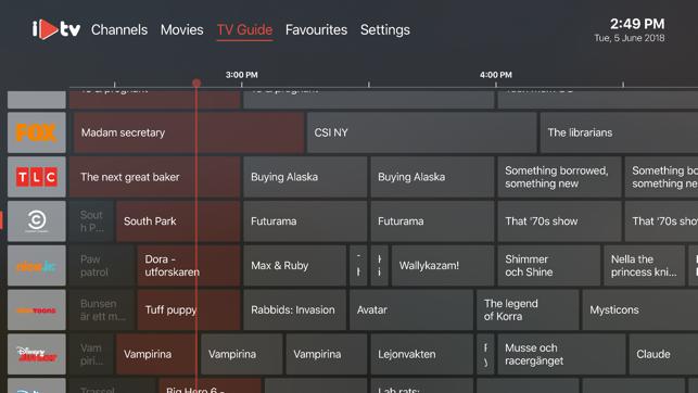 iPlayTV - IPTV/M3U Player on the App Store