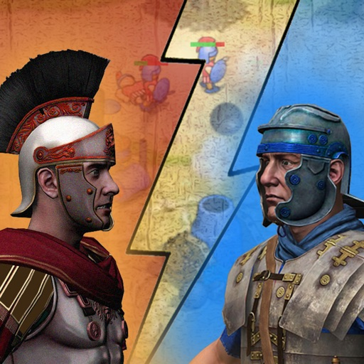 Clash of Greeks and Romans