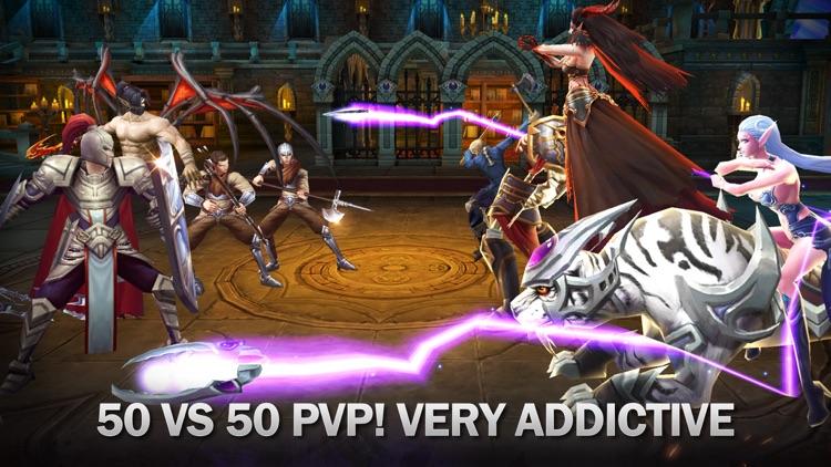 Dark 3: Hack and Slash screenshot-3