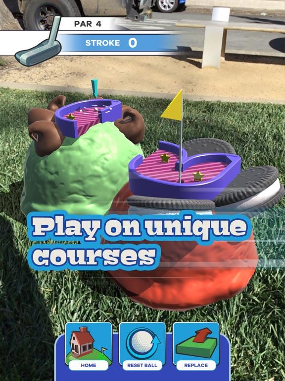 Putt Putt World - AR Mini Golf screenshot 15