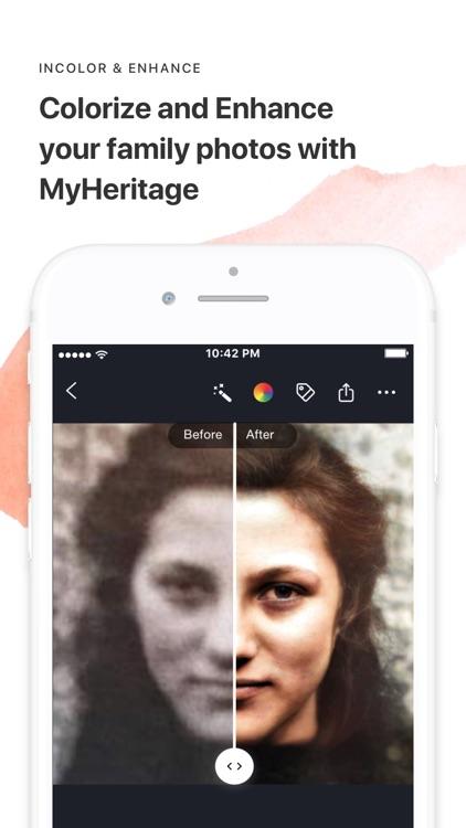 MyHeritage - Family tree screenshot-4