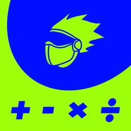 Speeder Math - Maths for kids