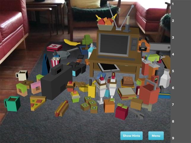 Augmented RealityTreasure Hunt