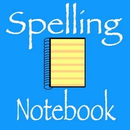 Spelling Notebook