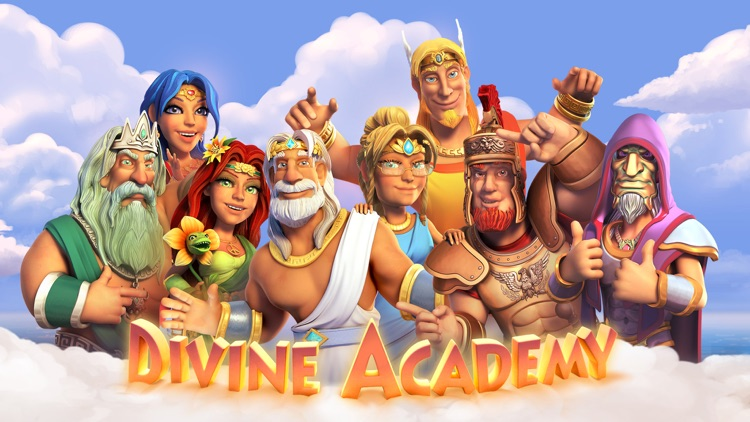 Divine Academy screenshot-0