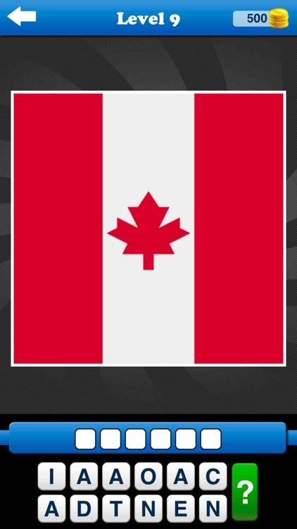 Guess the Flag Quiz World Game screenshot-8