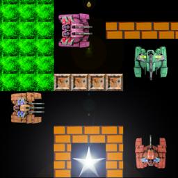 Ícone do app Super Tank Battle - CityArmy